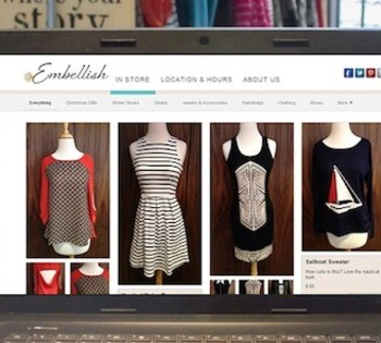 six tips for using boutique window as your website