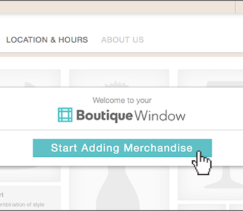 3 quick tips for getting started with boutique window 2014