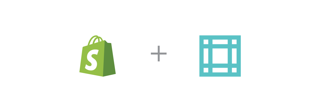 shopify ecommerce boutique window integration