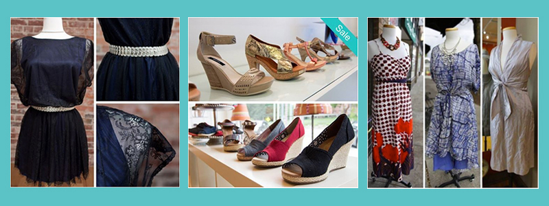 exciting updates to photo collages in your boutique window