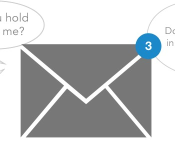 never miss a comment with new email notifications