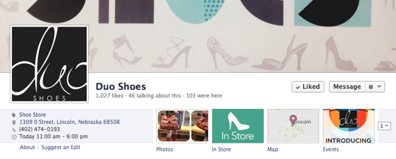 why its important to have a Facebook business page for your store