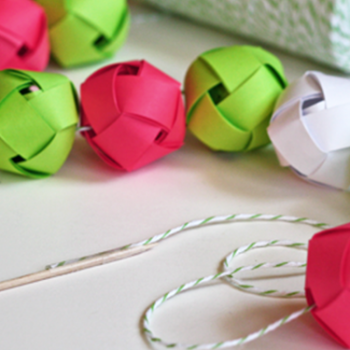 diy displays paper crafts 2014
