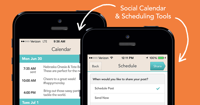 new more features at your fingertips in the iPhone and iPad app 2014 feature