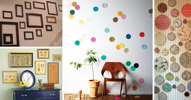 wall display inspiration june 2014