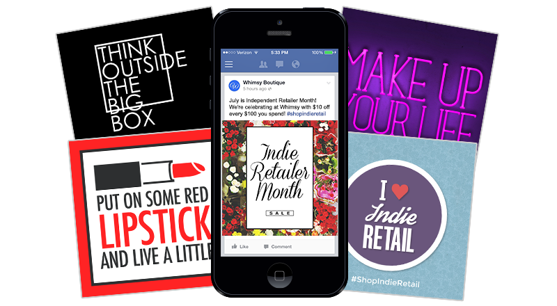 new content for independent retailer month and more 2014